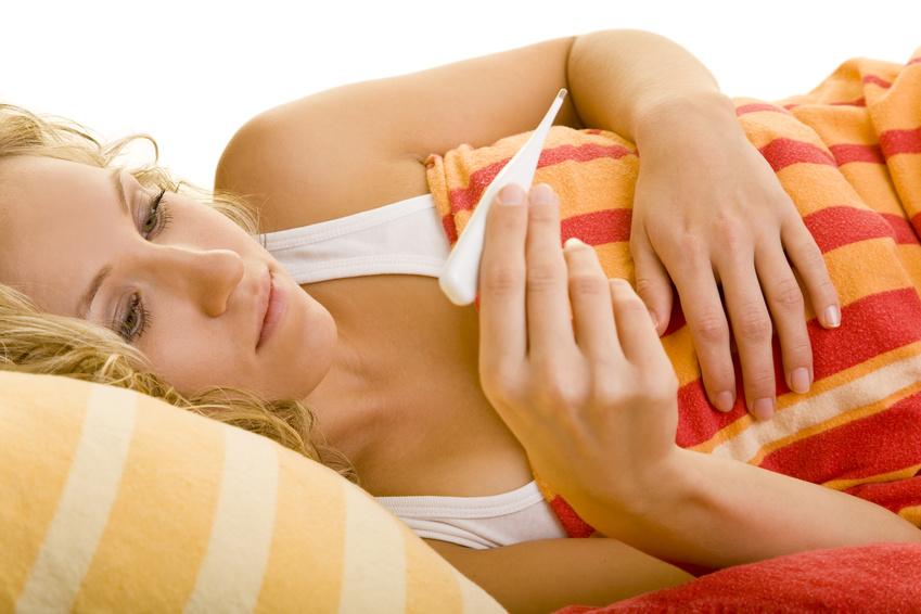 Hausmittel gegen Fieber